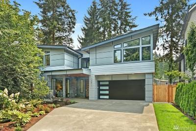 Kirkland Single Family Home For Sale: 13011 NE 74th St