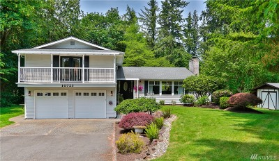 Snohomish Single Family Home For Sale: 10725 206th St SE