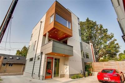 Seattle Single Family Home For Sale: 2810 E Union