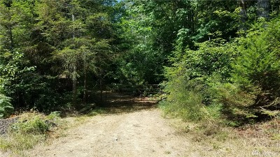 Mason County Residential Lots & Land Sold: 6151 NE Dewatto Holly Rd