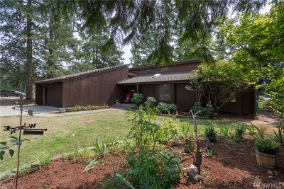 Spanaway Single Family Home For Sale: 1122 276th St E