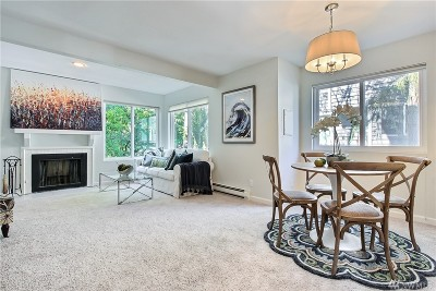 Bellevue Condo/Townhouse For Sale: 3049 127th Place SE #F22