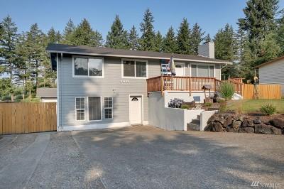 University Place Single Family Home For Sale: 5018 66th Av Ct W