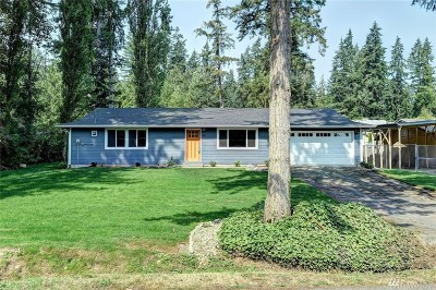 Woodinville Single Family Home For Sale: 15613 184th Ave NE