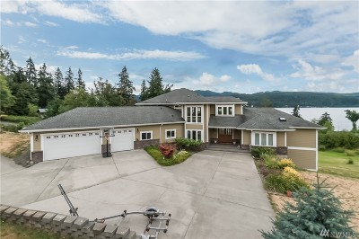Bellingham Single Family Home For Sale: 2874 Lazer Lane