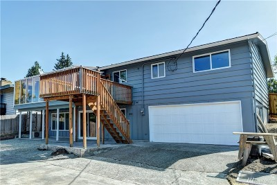 Milton Single Family Home For Sale: 411 14th Ave