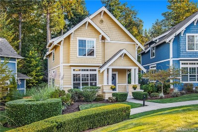 Issaquah Single Family Home For Sale: 1932 NE Katsura Ct