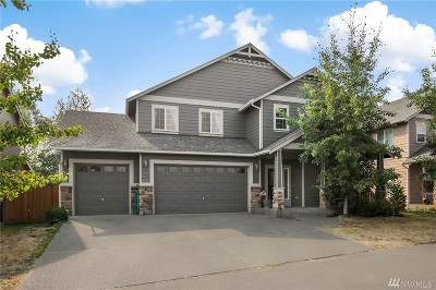 Bonney Lake Single Family Home For Sale: 7709 211th Ave E