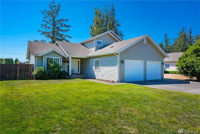 Lynden Single Family Home For Sale: 1337 Pine St