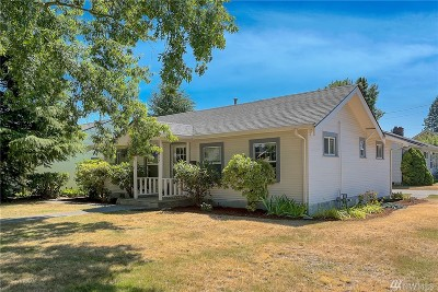Lynden Single Family Home Sold: 1517 Front St