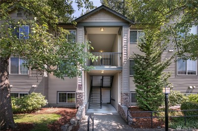 Issaquah Condo/Townhouse For Sale: 25025 SE Klahanie Blvd #C101