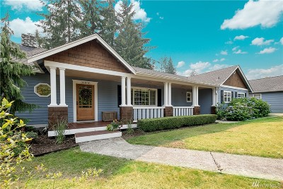 Bothell Single Family Home For Sale: 20808 Royal Anne Rd