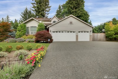 Lake Tapps WA Single Family Home For Sale: $479,500