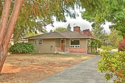 Seattle Single Family Home For Sale: 11835 10th Ave S