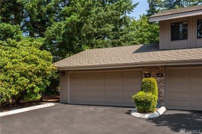 Bellevue Condo/Townhouse For Sale: 166 140th Place NE #120