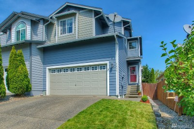 Puyallup Single Family Home For Sale: 6827 132nd St Ct E