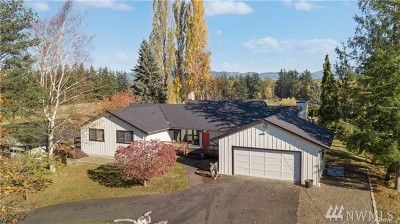 Bellingham Single Family Home For Sale: 5306 Dinkel Rd