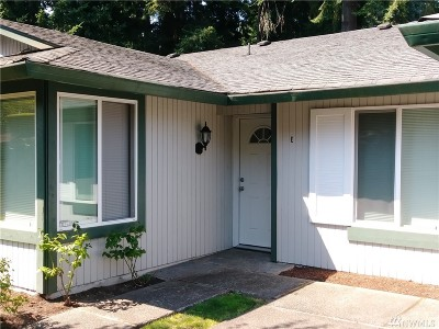 Federal Way Condo/Townhouse For Sale: 505 S 325 St #22-E