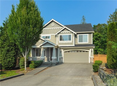 Issaquah Single Family Home For Sale: 2632 30th Ct NE