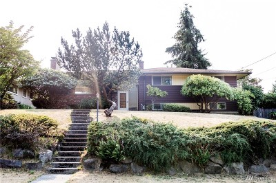 Everett Single Family Home For Sale: 5116 W Highland Rd