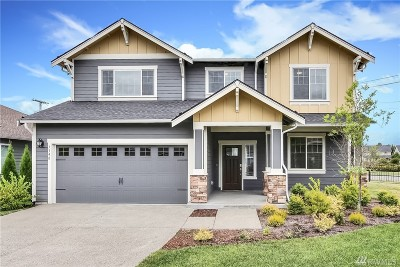 Lacey Single Family Home For Sale: 7348 Ashdown Lane SE