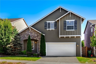 Bothell Single Family Home For Sale: 3708 224th St SE