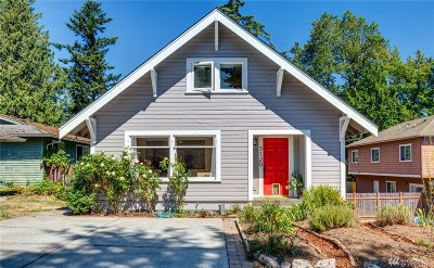 Bellingham Single Family Home For Sale: 3120 Wilson Ave