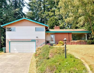 Edmonds Single Family Home For Sale: 18020 70th Place W