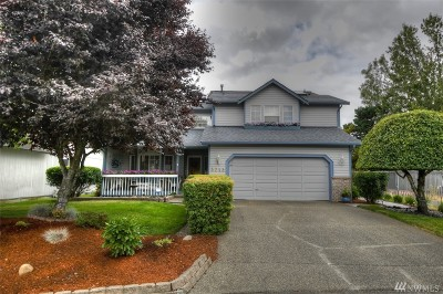 Single Family Home Sold: 5713 Opal Ct SE