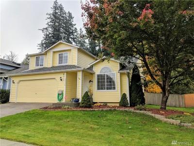 Bonney Lake Single Family Home For Sale: 20408 73rd St E
