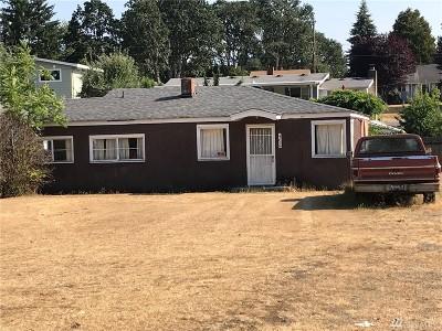 Lakewood Single Family Home For Sale: 9006 Washington Blvd SW