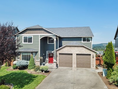 Orting Single Family Home For Sale: 19425 200th St Ct E