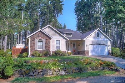 Union WA Single Family Home Sold: $339,500