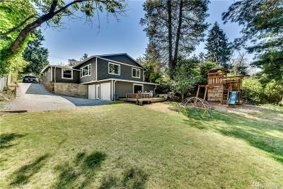 Shoreline Single Family Home For Sale: 18329 11th Ave NE