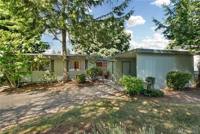Auburn Single Family Home For Sale: 3826 S 288th St