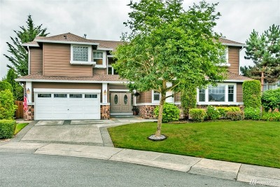 Maple Valley Single Family Home For Sale: 24839 SE 278th St