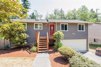 Bothell Single Family Home For Sale: 17915 25th Dr SE