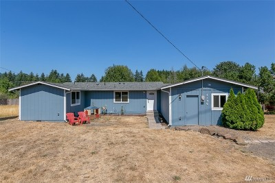 Port Orchard Single Family Home For Sale: 4196 W Pleasant St