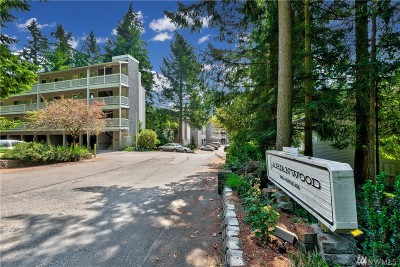 Bellevue Condo/Townhouse For Sale: 14537 NE 40th St #H104