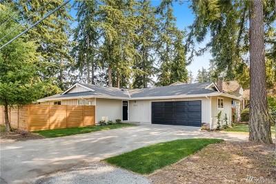 Shoreline Single Family Home For Sale: 805 N 170th St