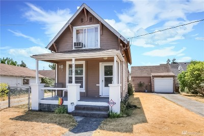 Single Family Home For Sale: 3412 S 64th St