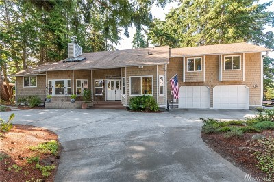Coupeville Single Family Home Sold: 1040 NE Pennington Lp