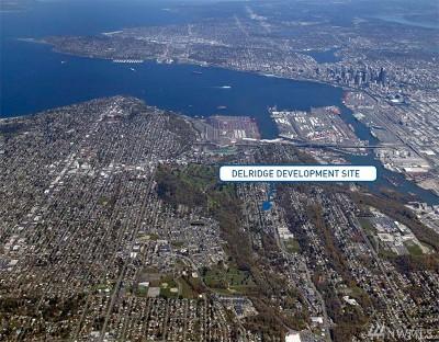Seattle Residential Lots & Land For Sale: 5217 Delridge Wy SW