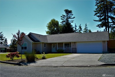 Anacortes Single Family Home Sold: 6016 Sandra Ct