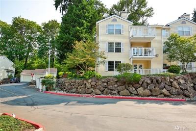 Bellevue Condo/Townhouse For Sale: 2610 118 Ave SE #5-103
