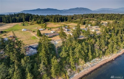 Bow Single Family Home For Sale: 10749 Samish Island Rd