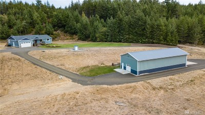 Shelton WA Single Family Home Contingent: $535,000