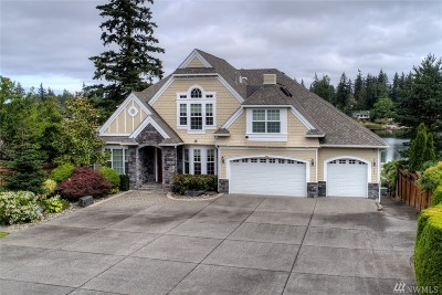 Lynnwood Single Family Home For Sale: 4021 Shelby Rd