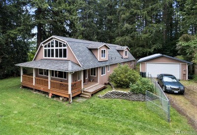 Puyallup Single Family Home For Sale: 801 42nd Av Ct SW