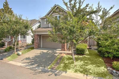 Sammamish Single Family Home For Sale: 4228 249th Ct SE